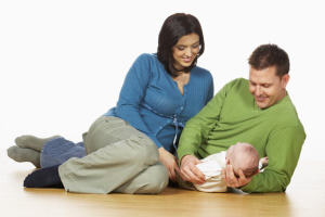 Welcome to Convenient Wills.  Parents with young child